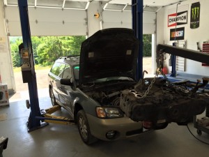 Subaru Head Gasket Repair
