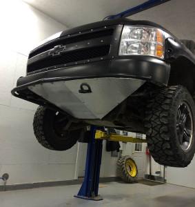 Chevy Silverado Custom Bumper