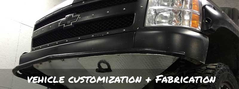 Customization & Fabrication