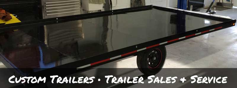 Custom Trailers, Trailer Sales & Service